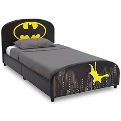 Delta Children DC Comics Batman Upholstered Twin Bed