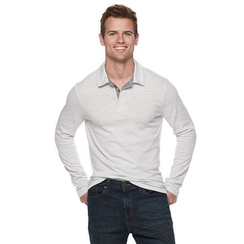Men's SONOMA Goods for Life® Supersoft Polo