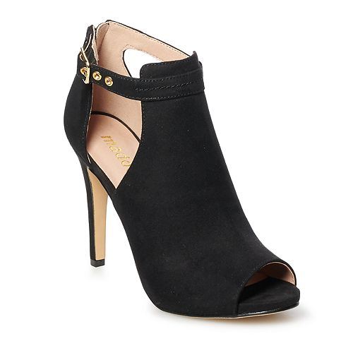 madden NYC Rumorr Women's High Heel Ankle Boots
