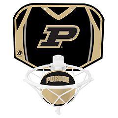 Purdue Boilermakers Mini Basketball Hoop & Ball Set
