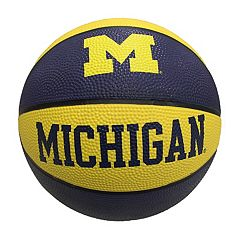Michigan Wolverines Mini Basketball