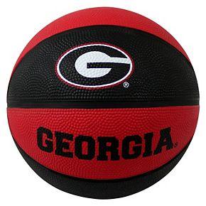 Georgia Bulldogs Mini Basketball
