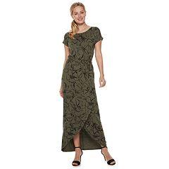 Women's Apt. 9® Tulip Maxi Dress