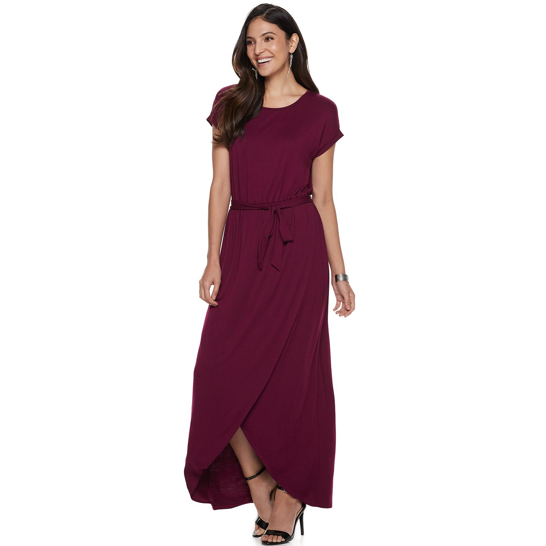 Women's Red Dresses