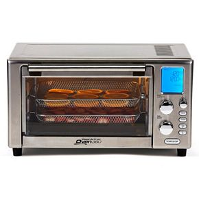 Power Digital Air Fryer Toaster Oven 360 As Seen on TV