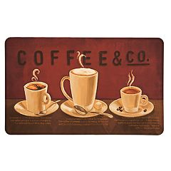 Mohawk® Home 'Coffee & Co.' Kitchen Mat