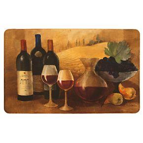 Mohawk® Home Wine Kitchen Mat