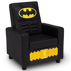 Delta Children DC Comics Batman High Back Upholstered Chair