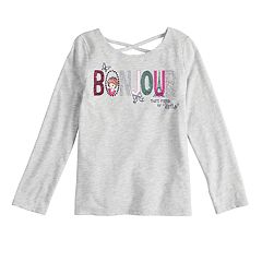Disney's Fancy Nancy Girls 4-10 'Bonjour' Glittery Graphic Tee by Jumping Beans®