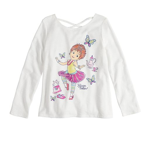 Disney's Fancy Nancy Girls 4-10 Ballerina Graphic Tee by Jumping Beans®