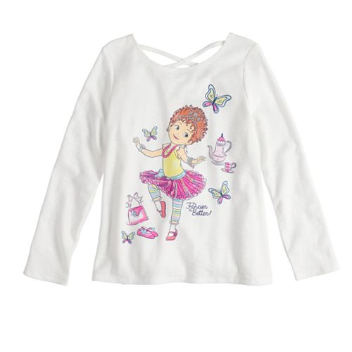 Disney's Fancy Nancy Toddler Girl Ballerina Graphic Tee by Jumping Beans®