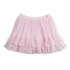 Disney's Fancy Nancy Girls 4-10 Glittery Tulle Skirt by Jumping Beans®