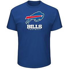 Big & Tall Buffalo Bills Team Color Tee