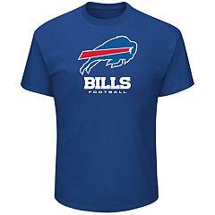 Big & Tall Buffalo Bills Team Color Tee