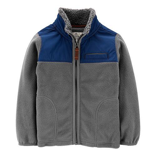 Baby Boy Carter's Microfleece Jacket