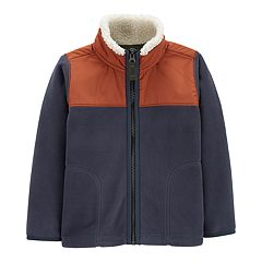 Baby Boy Carter's Microfleece Jacket