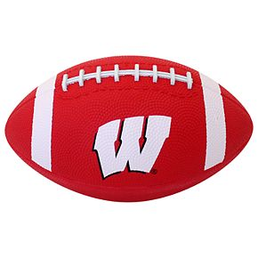 Wisconsin Badgers Mini Football