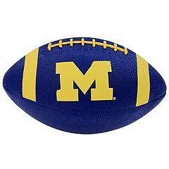 Michigan Wolverines Mini Football