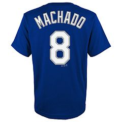 Boys 8-20 Los Angeles Dodgers Manny Machado Tee