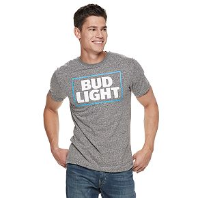 Men's Bud Light Logo Tee