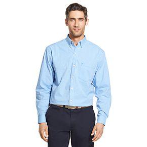 Men's IZOD Premium Essentials Slim-Fit Stretch Button-Down Shirt