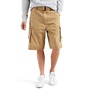 Men's Levi's Microdobby Snap Cargo Shorts