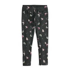Disney's Fancy Nancy Toddler Girl Glittery Butterfly Leggings by Jumping Beans®