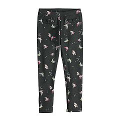 Disney's Fancy Nancy Girls 4-10 Glittery Butterfly Leggings by Jumping Beans®