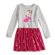Disney's Fancy Nancy Girls 4-10 Ballerina Tulle Dress by Jumping Beans®