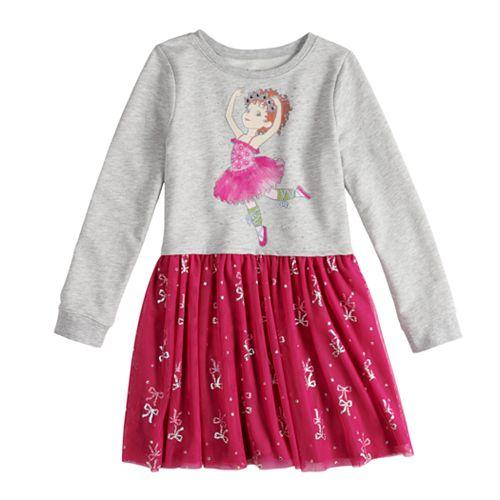 Disney's Fancy Nancy Girls 4-10 Ballerina Tulle Dress by Jumping Beans®