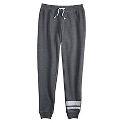 Girls 7-16 & Plus Size SO® Fleece Jogger Leggings