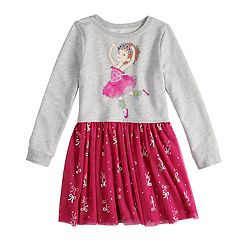 Disney's Fancy Nancy Toddler Girl Ballerina Tulle Dress by Jumping Beans®