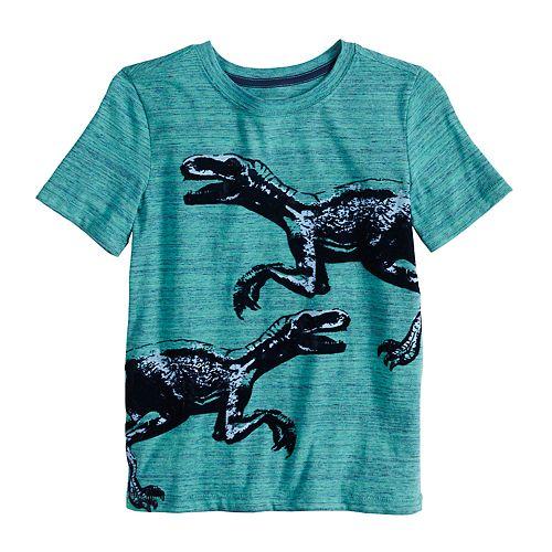 Boys 4-12 SONOMA Goods for Life™ Raptor Dinosaur Graphic Tee