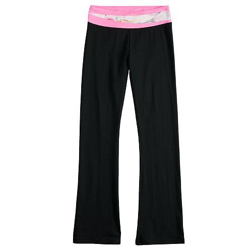 Girls 7-16 & Plus Size SO® Pieced Bootcut Yoga Leggings