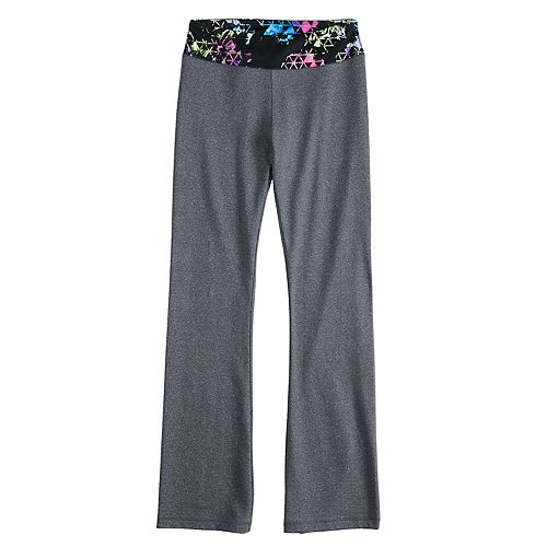 Girls 7-16 & Plus Size SO® Bootcut Yoga Leggings
