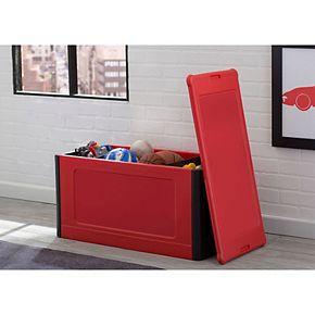 Delta Children Turbo Store & Organize Toy Box