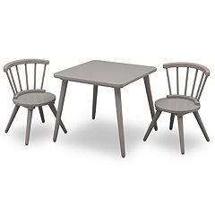 Delta Children Windsor Table & 2 Chair Set
