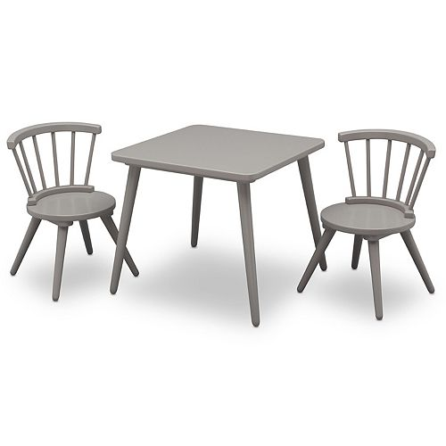 Delta Children Windsor Table & 2 Chair Set