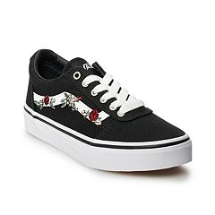 7708cb9295 Vans Ward Low Girls' Skate Shoes