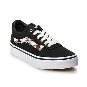 vans shoes teens