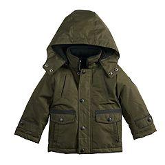 Baby Boy Urban Republic Ballistic Midweight Jacket
