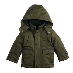Toddler Boy Urban Republic Ballistic Midweight Jacket