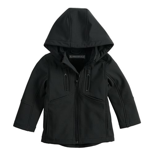 Baby Boy Urban Republic Soft Shell Midweight Jacket