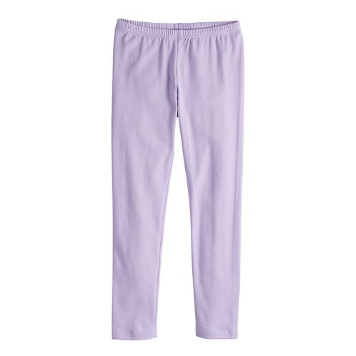 Girls 4-12 Jumping Beans® Solid Leggings