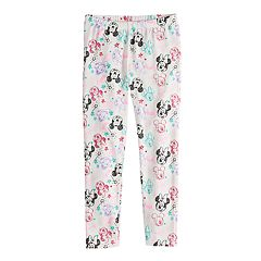 Disney Friends Girls 4-12 Print Leggings by Jumping Beans®