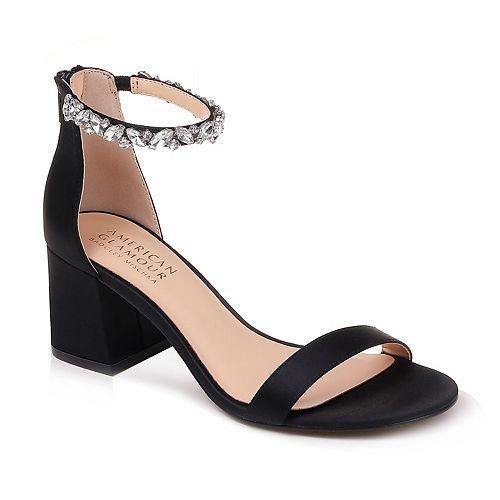 American Glamour Charm Women's High Heel Sandals