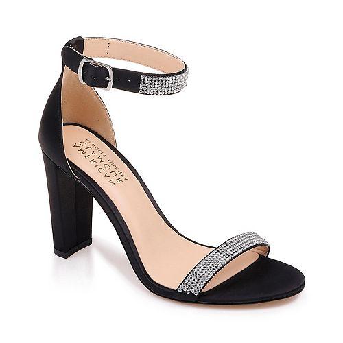 0a787e6605e5 American Glamour by Badgley Mischka Eddi Women s High Heel Sandals