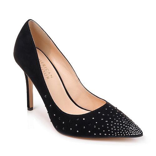 American Glamour by Badgley Mischka Estella Women's High Heels