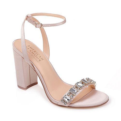 American Glamour Virgo Women's High Heel Sandals