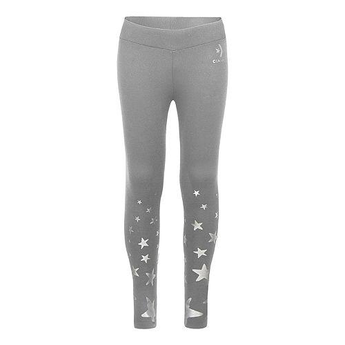 Girls 7-16 Converse Star Print Leggings